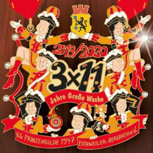 Sessionsorden KG Prinzengilde Bergrath 2019/2020